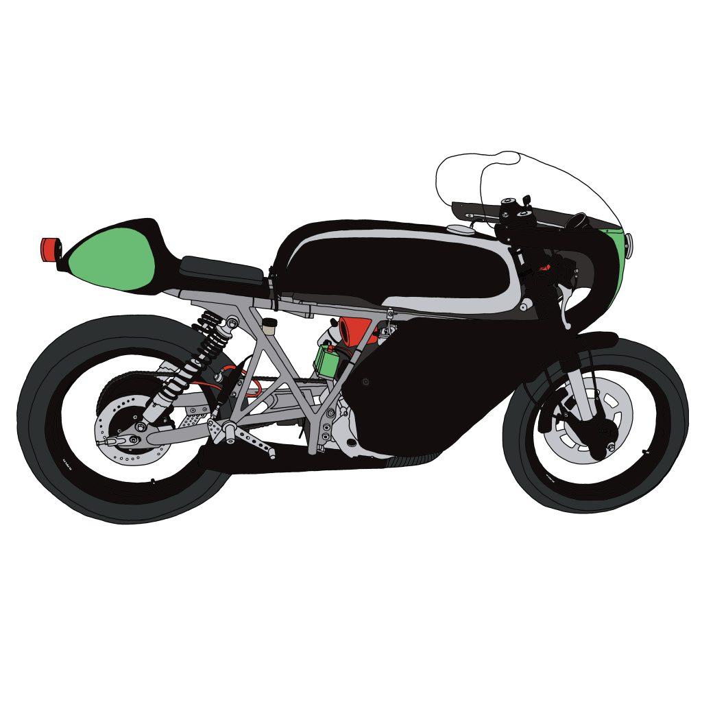 JO Motorcycle #002B