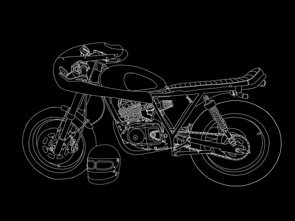 JO Motorcycle #001