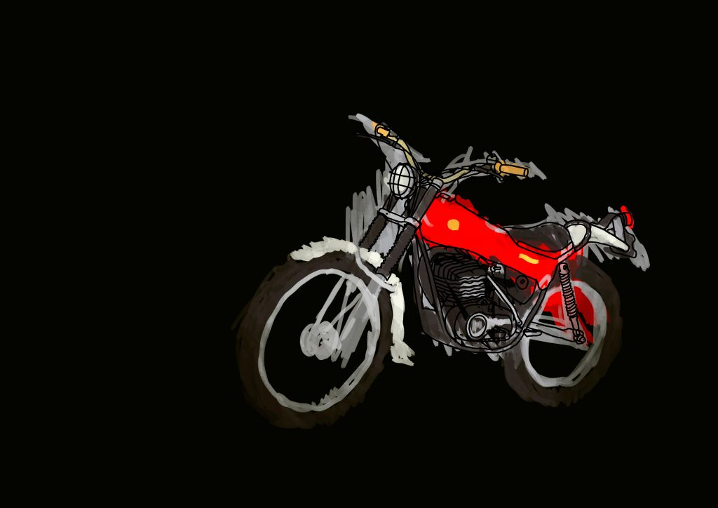 JO Motorcycle #004