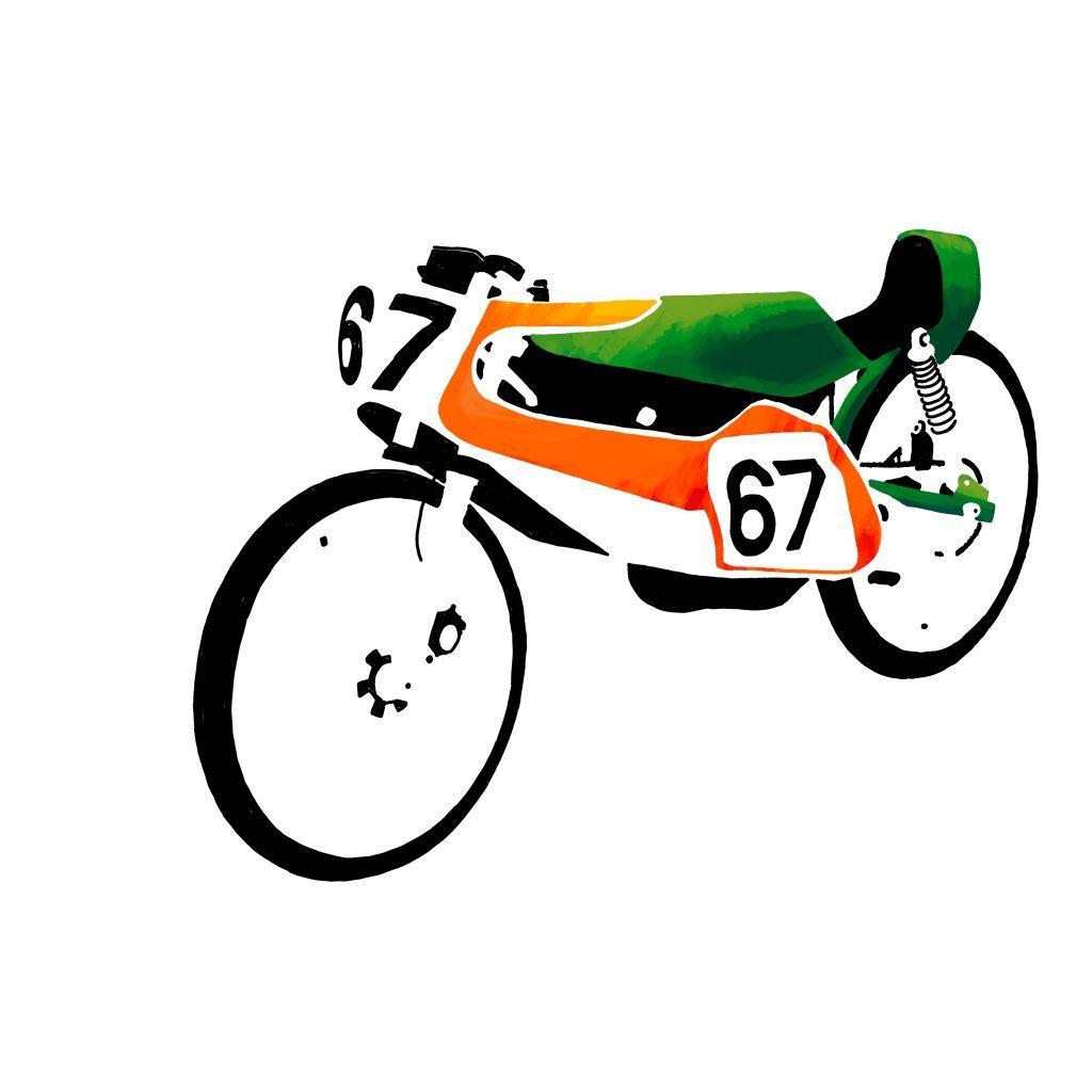 JO Motorcycle #003