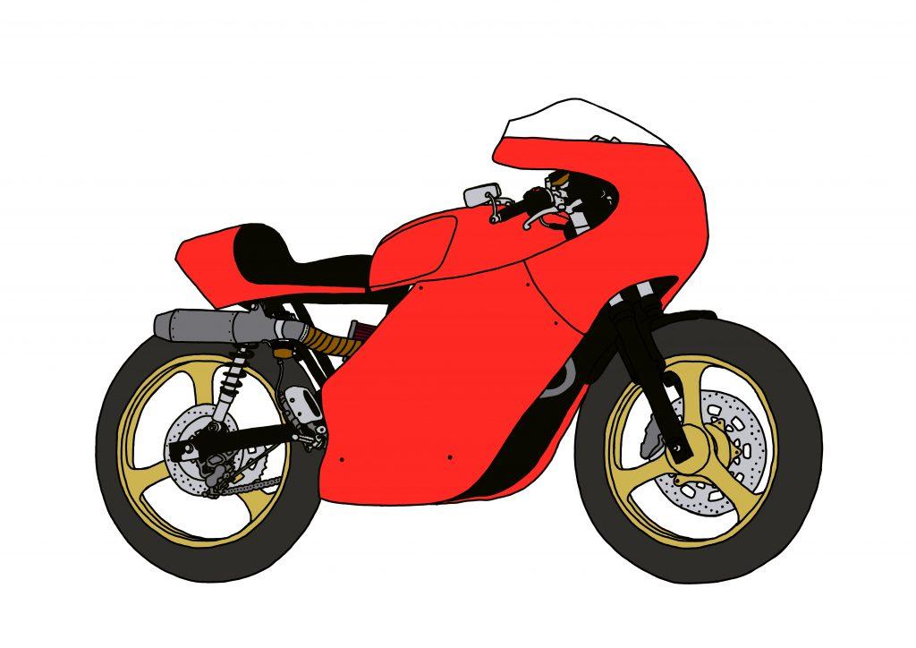 JO Motorcycle #011B