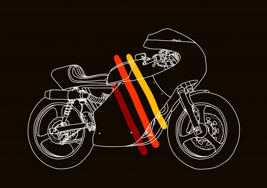 JO Motorcycle #011C