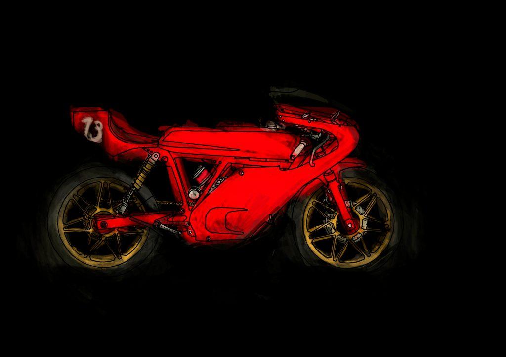 JO Motorcycle #007