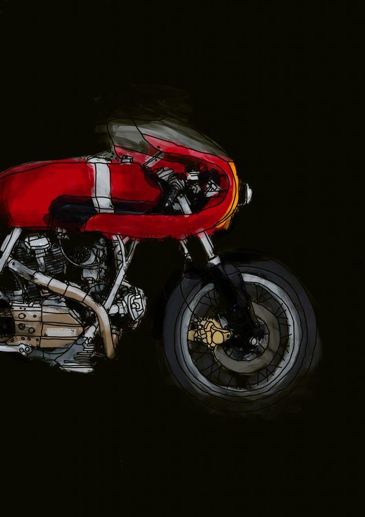 JO Motorcycle #005