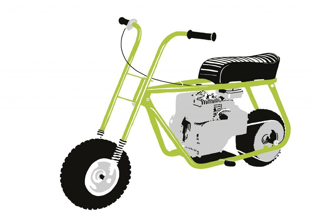 JO Motorcycle #009