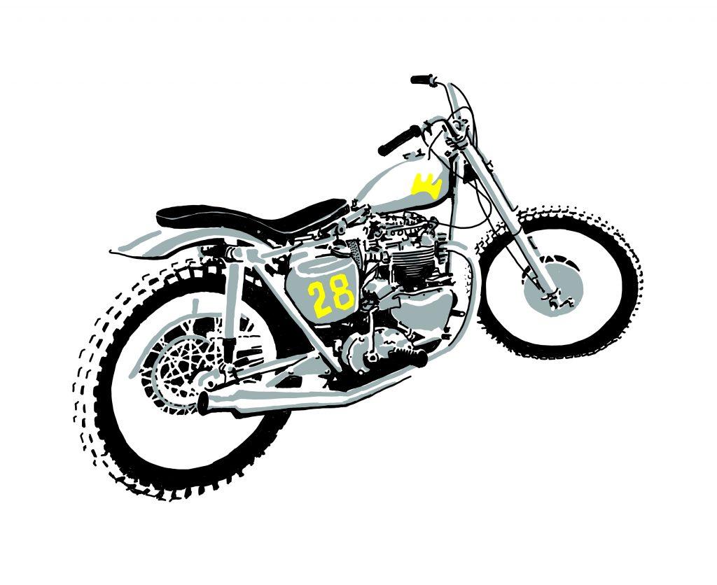 JO Motorcycle #010