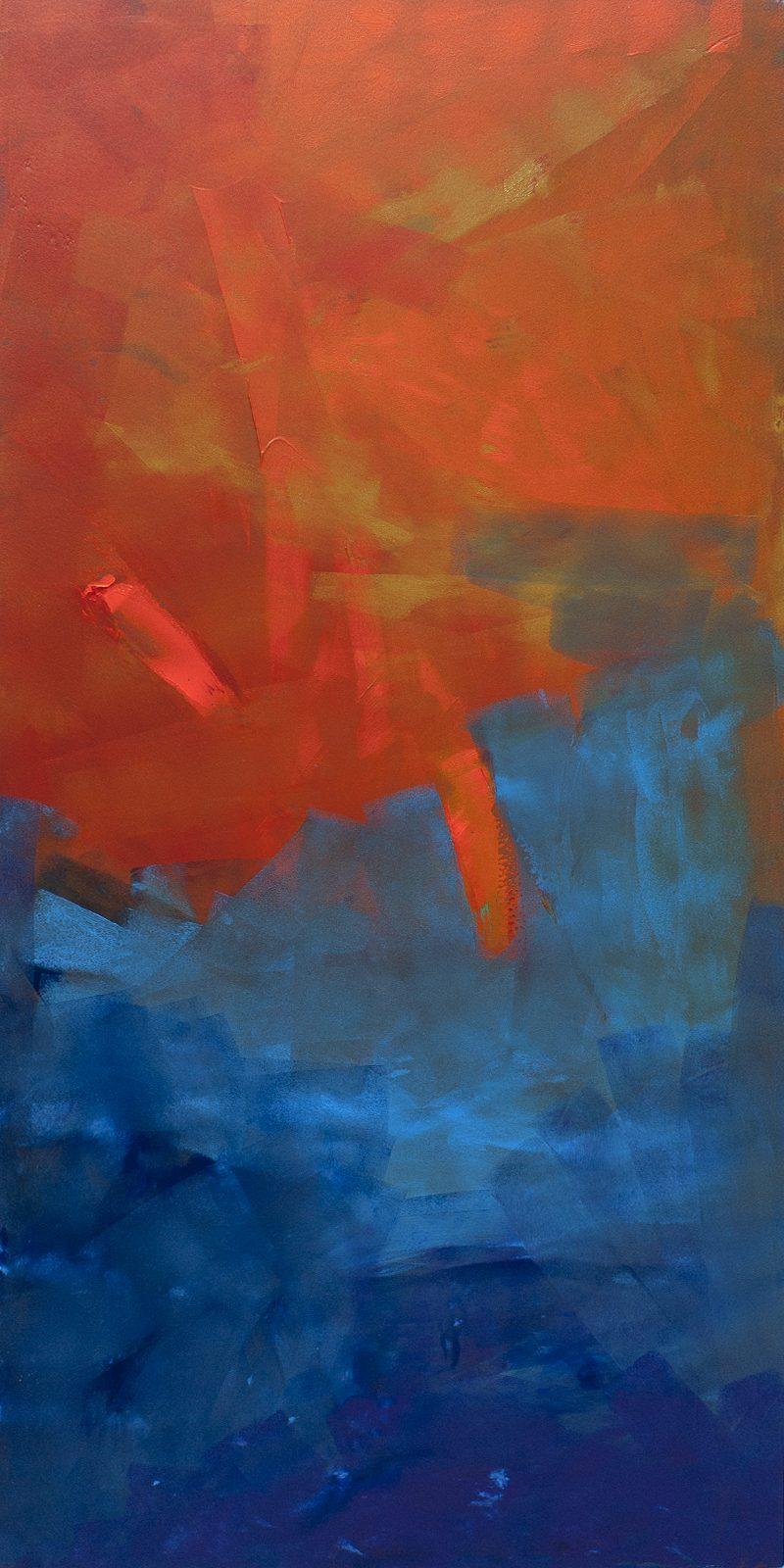 Mineral Blue Orange