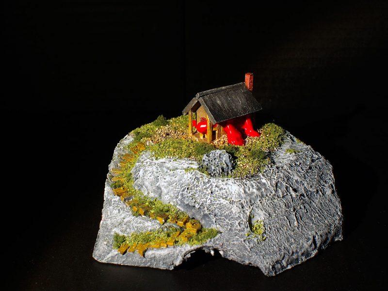 Odd Experiment #000: Bubblegum House