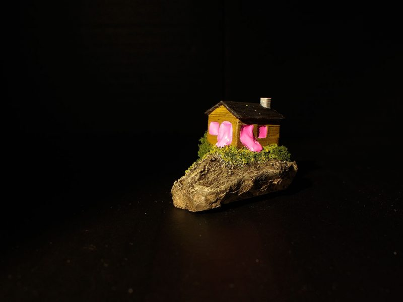 Odd Experiment #003: Bubblegum House