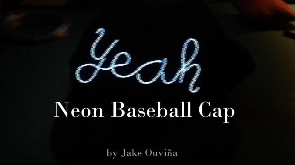 Neon Baseball Cap