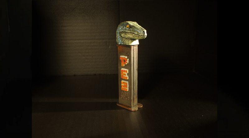 Customized PEZ Dispenser